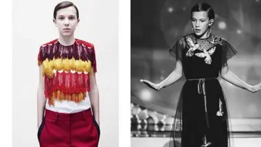 With very little age, Millie has become a style icon for thousands of Centennials