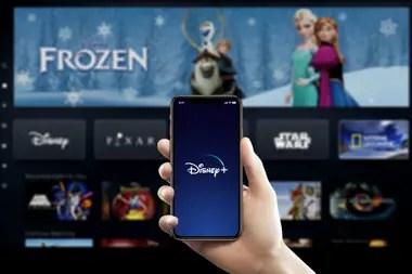 Disney+ se puede utilizar de forma simultánea hasta en cuatro dispositivos
