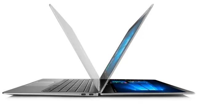 Una HP EliteBook Folio presentada en la CES 2016