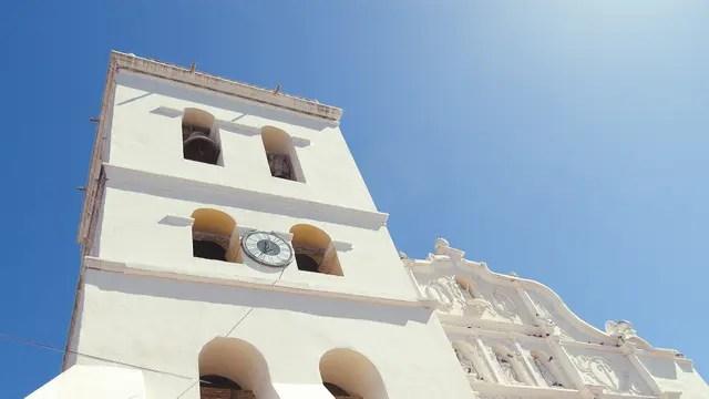 El reloj mecánico más antiguo de América en Honduras