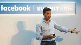 Diego Dzodan, vicepresidente de Facebook para América Latina, fue detenido en Brasil