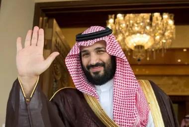 El príncipe Salman