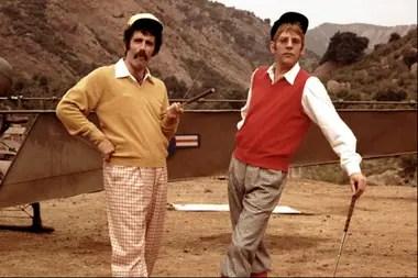 Gould y Shuterland mantuvieron disputas con Altman durante el rodaje