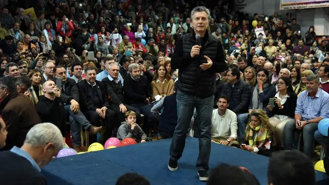 """Macri contra el kirchnerismo: """"En vez de copiar formas y discursos ¿Por qué no nos copian y dicen la verdad?"""""""