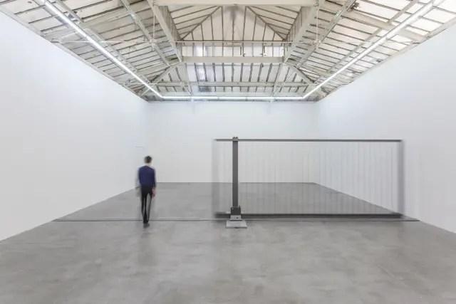 EDUARDO BASUALDO. Voluntad, una de las obras que exhibirá en Brasil