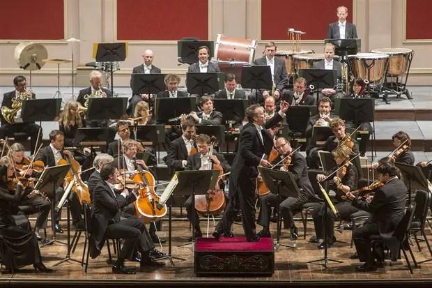 La Sinfónica alemana, dirigida por Jonathan Nott