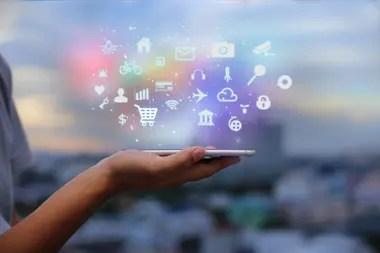 Las aplicaciones de delivery desembarcaron en el país a principio de 2018