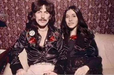 Harrison y su esposa Olivia Arias vivían en una mansión en las afueras de Londres, rodeada de múltiples medidas de seguridad