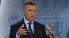 Macri confía en una producción récord del campo