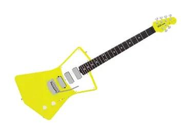La guitarra Ernie Ball de St. Vincent, de su gira de 2017