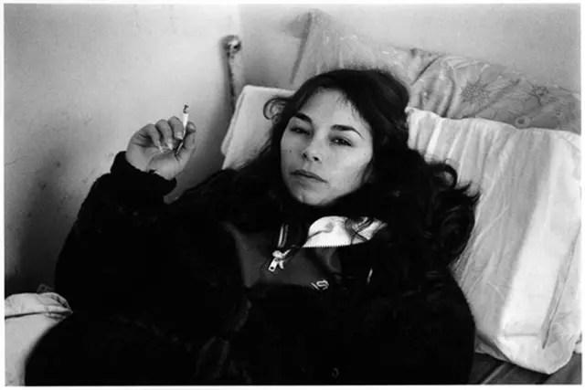 Adriana Lestido, Mujeres presas, 1991-93