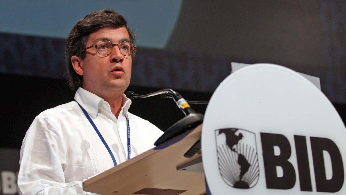 Luis Alberto Moreno – BID