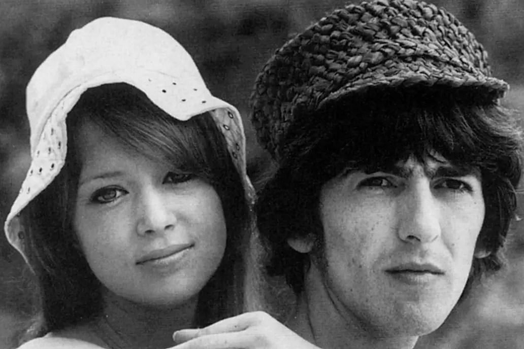 Patti Boyd fue la musa inspiradora de dos clásicos del rock, y también uno de los vértices de un triángulo amoroso con final feliz