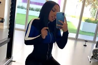 Iyanna, hija del boxeador Floyd Mayweather, es acusada de apuñalar a la madre de su novio