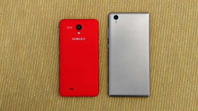 Ambos equipos vienen con una carcasa de otro color para cambiarle el aspecto al teléfono