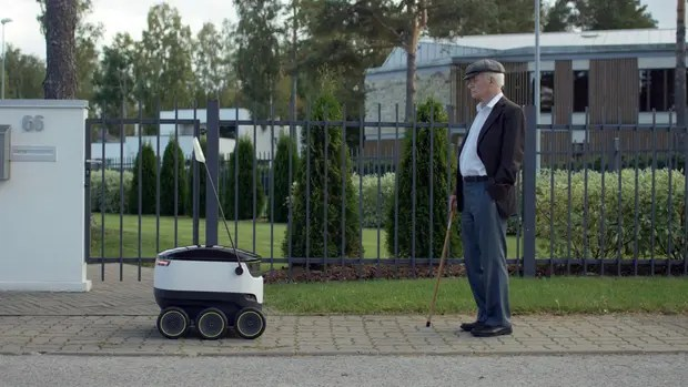 Starship, el robot para hacer los mandados, estará disponible en 2016