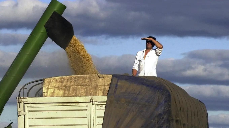 Más soja en la Argentina y Brasil.