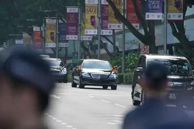 El líder de Pyongyang se verá el martes con el republicano