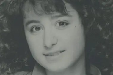 Nicole Boulanger fue una de los 35 estudiantes de la Universidad de Siracusa que murieron en el accidente