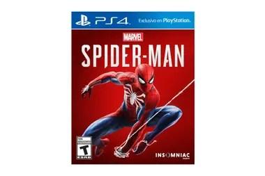 Una de héroes. El nuevo videojuego Spider-Man para Play Station permite vivir una aventura junto a un experimentado Peter Parker para salvar a millones de neoyorquinos (desde $3399).