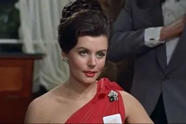 La actriz británica, conocida por su rol en Dr. No, falleció a los 90 años