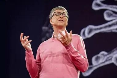 Bill Gates, entre las 25 figuras más influyentes de la pandemia