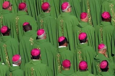 Francisco inauguró hoy el tercer sínodo de su pontificado