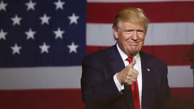 Donald Trump ganó y será el próximo presidente de Estados Unidos