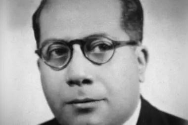 Ramón Carrillo fue el primer ministro de Salud de Juan Perón. Está en el frente del billete de $5000 que mandó a hacer el Banco Central.