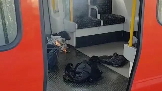 Ataque en el subte de Londres: arrestaron a un segundo sospechoso por el atentado de Estado Islámico