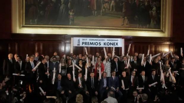 Todos los ganadores del premio Konex de la edición Comunicación-Periodismo 2017