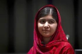 [Mariana Flores Melo]: Malala Yousafzai