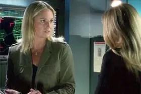 La primera imagen de Sherry Stringfield, en CSI