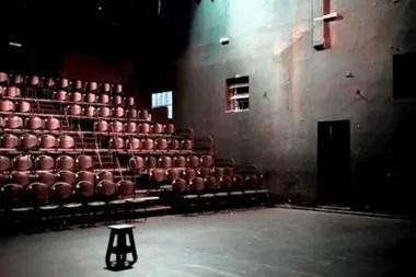 Timbre 4, la sala principal de este teatro de Boedo en donde hace años se estrenó La omisión de la familia Coleman