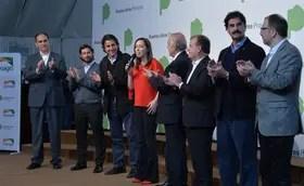 Vidal encabezó el lanzamiento de Expoagro