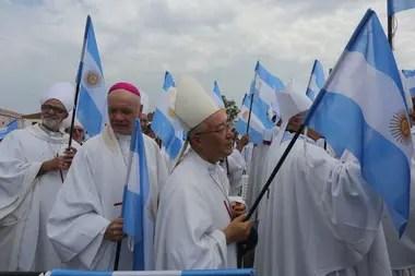 La Iglesia celebró una misa en Luján por el Día de la Mujer y rechazó el proyecto para legalizar el aborto