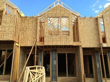 La madera también favorece la aislación térmica.
