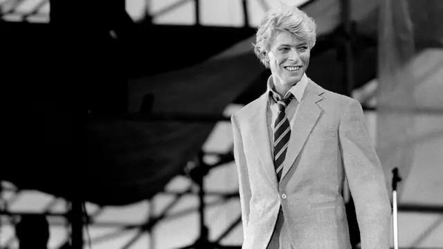 El Duque Blanco, la elegancia del pop moderno, para otra faceta estética