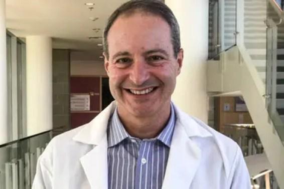 Silvio Gutkind, bioquímico destacado y elegido. (Fuente: Télam)
