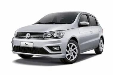 El Volkswagen Gol Trend