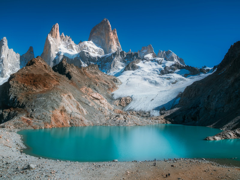 Gros plan sur la Patagonie Argentine, véritable terre d'évasion