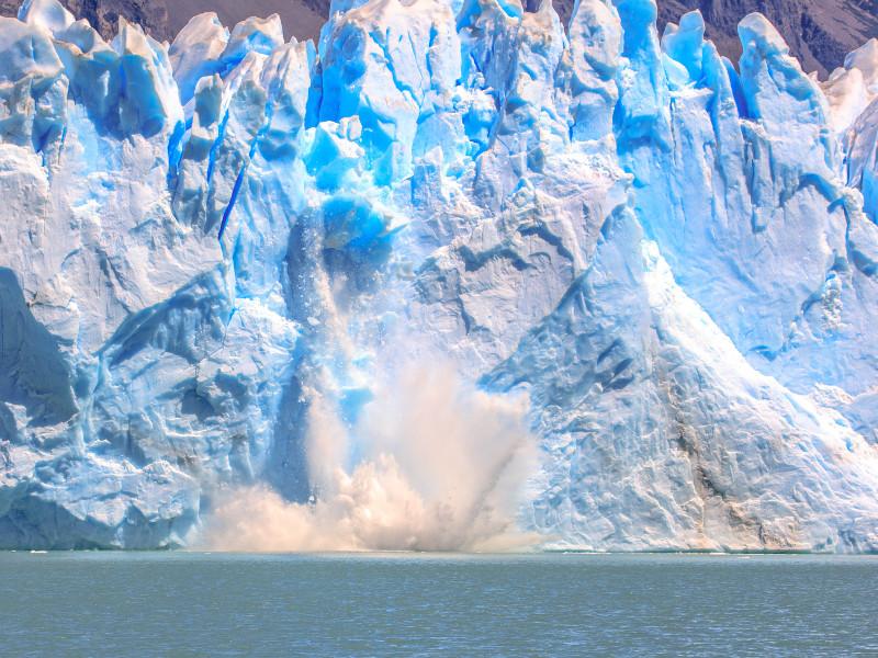 glacier patagonie voyage trek