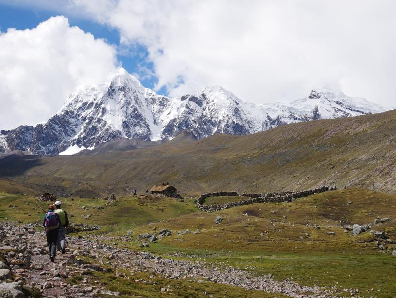 Trekking ausangate perou voyage sportif