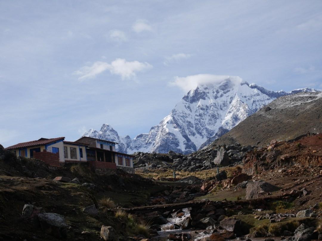 Fin du Trek à Paqchanta