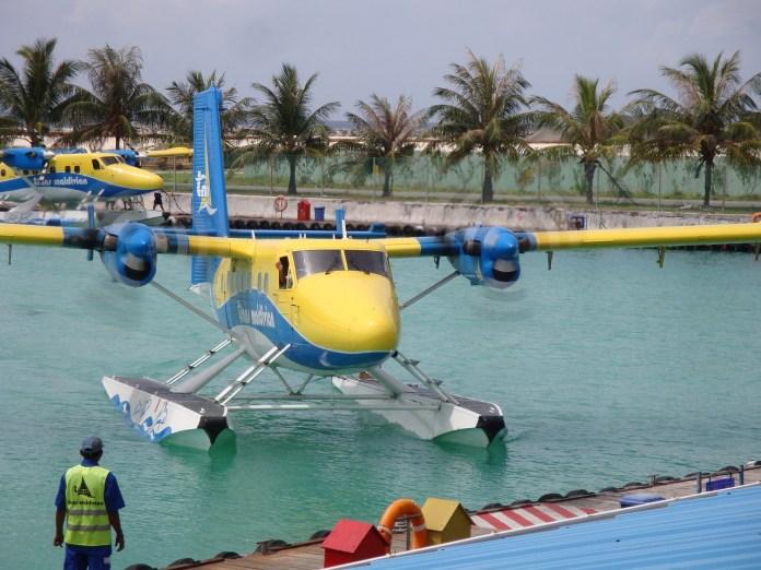 Bucket list ideas - Fly in a Seaplane