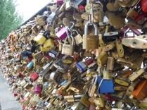 Love Lock Bridge 5/18/2015