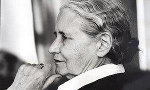 Meet the top 100: Doris Lessing