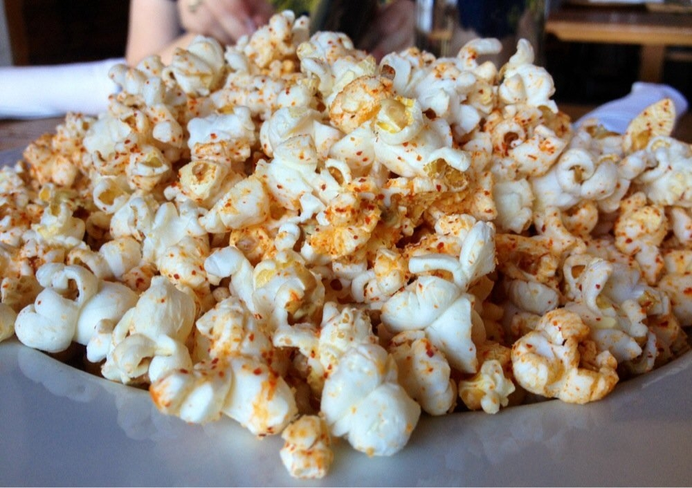 Clyde Common popcorn