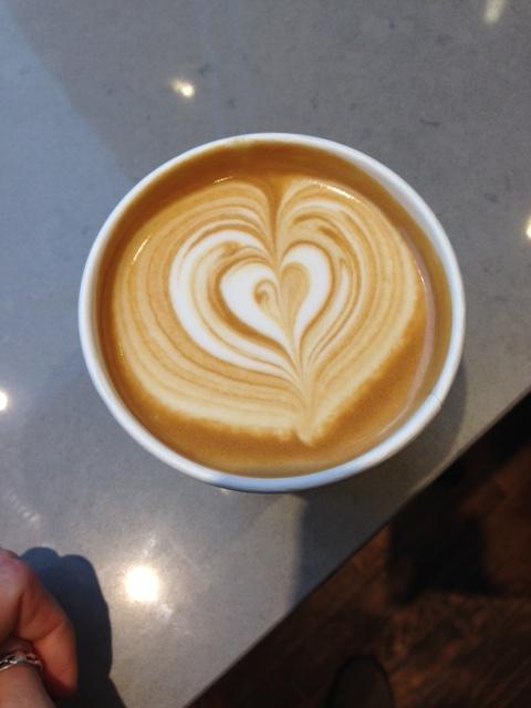 Public House latte