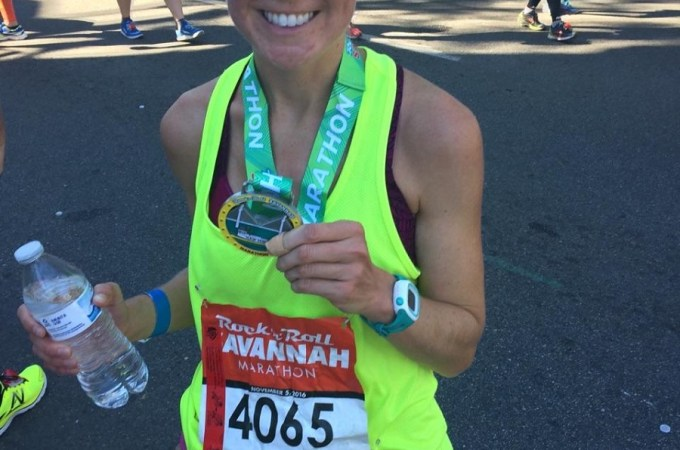 What To Expect In Your First Marathon (Savannah Rock 'n Roll Recap)